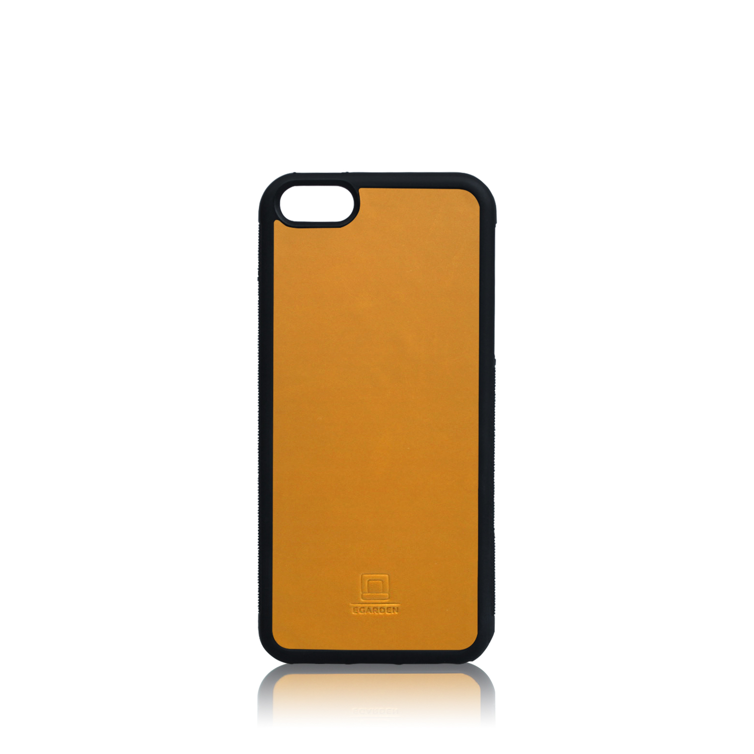 [에가든]iPhoneSE Back Cover Case_Tan