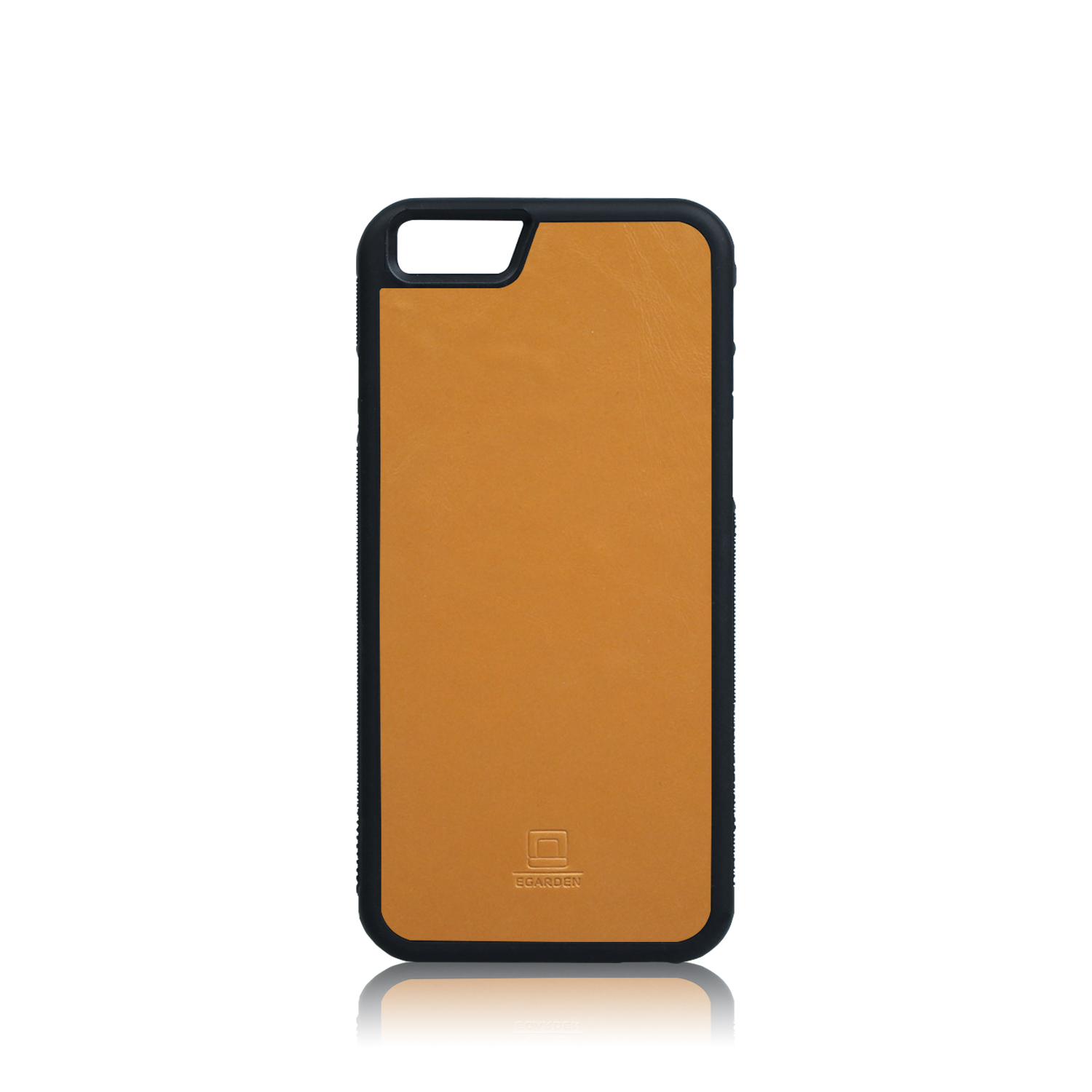 [에가든]iPhone6S/6S+ Back Cover Case_Tan
