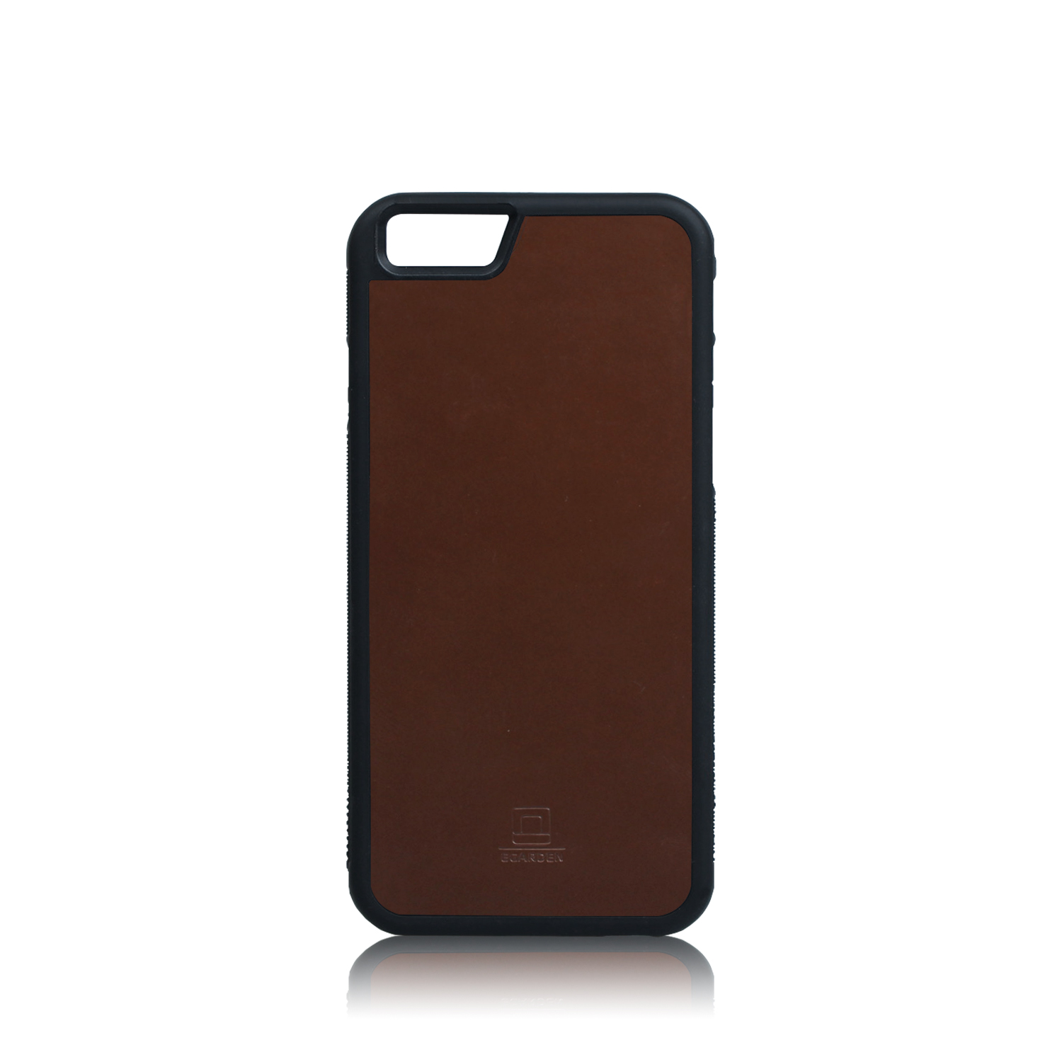 [에가든]iPhone6S/6S+ Back Cover Case_Brown